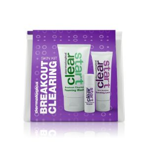 Clear Start Breakout Clearing Skin Kit set
