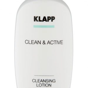 CLEAN & ACTIVE Cleansing Lotion